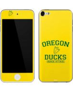 Oregon Ducks Quack Attack Apple iPod Skin