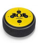 Oregon Ducks Yellow Amazon Echo Dot Skin