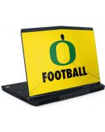 Oregon Football Dell Alienware Skin