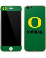 Oregon Football Green iPhone 6/6s Skin