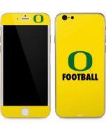 Oregon Football iPhone 6/6s Skin