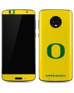 Oregon Mesh Yellow Moto G6 Skin