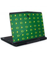 Oregon Pattern Dell Alienware Skin