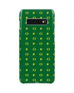 Oregon Pattern Galaxy S10 Plus Lite Case