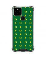 Oregon Pattern Google Pixel 5 Clear Case