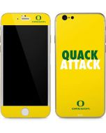 Oregon Quack Attack iPhone 6/6s Skin
