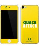 Oregon Quack Attack Apple iPod Skin