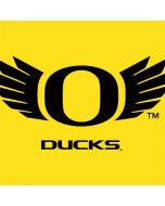 Oregon Ducks Yellow Galaxy Book Keyboard Folio 12in Skin