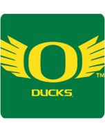 Oregon Ducks Green Galaxy Book Keyboard Folio 12in Skin