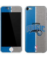 Orlando Magic Canvas Apple iPod Skin