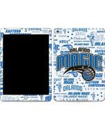 Orlando Magic Historic Blast Apple iPad Skin