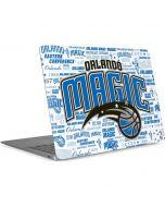 Orlando Magic Historic Blast Apple MacBook Air Skin