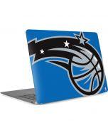 Orlando Magic Large Logo Apple MacBook Air Skin