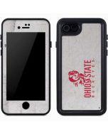 OSU Ohio State Buckeye Character iPhone 7 Waterproof Case