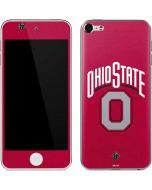 OSU Ohio State O Apple iPod Skin