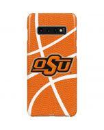 OSU Oklahoma Cowboys Basketball Galaxy S10 Plus Lite Case