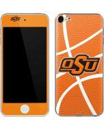 OSU Oklahoma Cowboys Basketball Apple iPod Skin