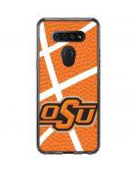 OSU Oklahoma Cowboys Basketball LG K51/Q51 Clear Case