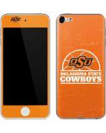 OSU Oklahoma State Cowboys Orange Apple iPod Skin