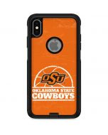 OSU Oklahoma State Cowboys Orange Otterbox Commuter iPhone Skin