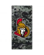 Ottawa Senators Camo Galaxy Note 10 Skin