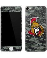 Ottawa Senators Camo Apple iPod Skin