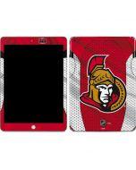 Ottawa Senators Home Jersey Apple iPad Skin
