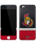 Ottawa Senators Jersey Apple iPod Skin