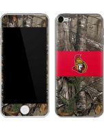 Ottawa Senators Realtree Xtra Camo Apple iPod Skin
