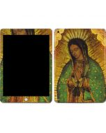Our Lady of Guadalupe Mosaic Apple iPad Skin