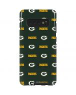 Green Bay Packers Blitz Series Galaxy S10 Plus Pro Case