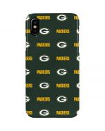 Green Bay Packers Blitz Series iPhone XS Max Lite Case