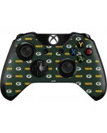 Green Bay Packers Blitz Series Xbox One Controller Skin
