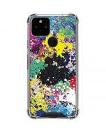 Paint by Jorge Oswaldo Google Pixel 5 Clear Case