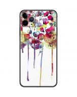 Painted Flowers iPhone 11 Pro Max Skin