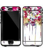 Painted Flowers LifeProof Nuud iPhone Skin