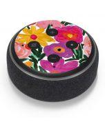 Painterly Garden Amazon Echo Dot Skin