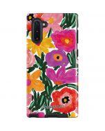 Painterly Garden Galaxy Note 10 Pro Case