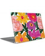 Painterly Garden Apple MacBook Air Skin