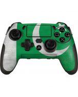 Pakistan Flag Distressed PlayStation Scuf Vantage 2 Controller Skin