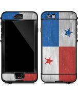 Panama Flag Distressed LifeProof Nuud iPhone Skin