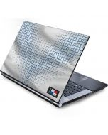 Panama Soccer Flag Generic Laptop Skin
