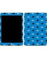 Carolina Panthers Blitz Series Apple iPad Skin