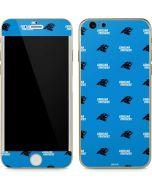 Carolina Panthers Blitz Series iPhone 6/6s Skin