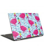 Party Flamingos Dell XPS Skin