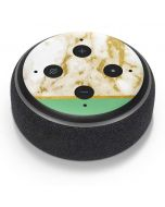 Pastel Marble Amazon Echo Dot Skin