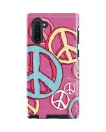 Peace Baby! Galaxy Note 10 Pro Case
