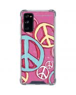 Peace Baby! Galaxy S20 FE Clear Case