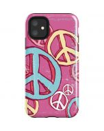 Peace Baby! iPhone 11 Impact Case