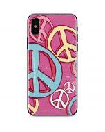 Peace Baby! iPhone 8 Skin